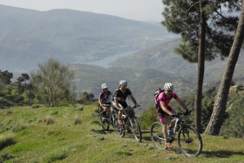 Sierra Nevada Alpujarras mountain bike
