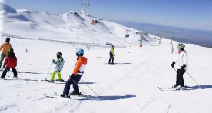 Esquí Sierra Nevada Granada