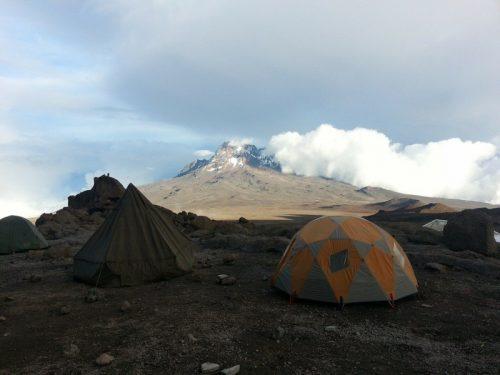 ascensión al Kilimanjaro con Itinerarius.com