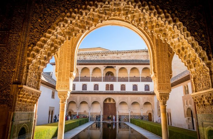 Comares Palace