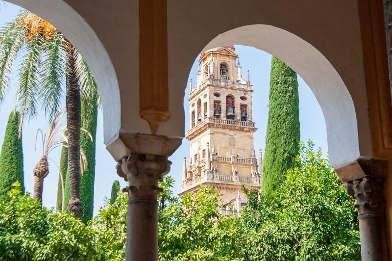 visit Cordoba and Medina Azahara with itinerarius.com