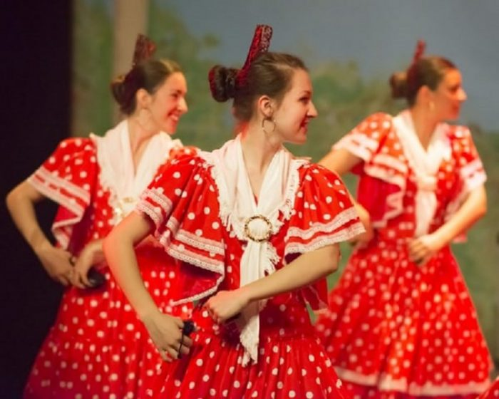 taller de flamenco en Granada