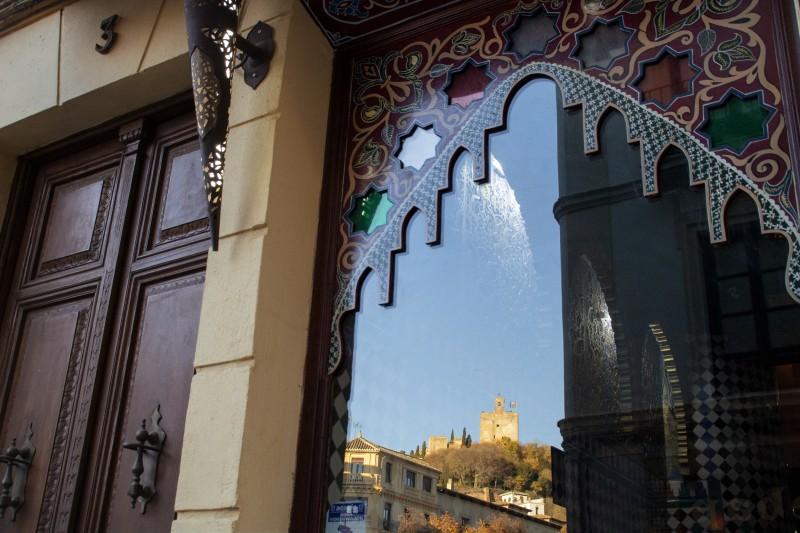photography workshop in Granada