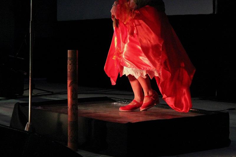 flamenco workshop in Granada
